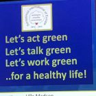 Lets Act Green